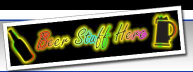 Beer memorabilia, Landshark Lager memorabilia, neon bar lights, Clydesdale collectibles, and beer steins